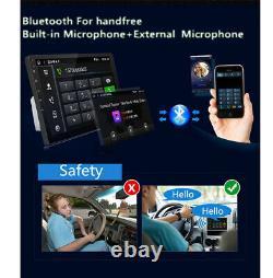 10'' Car Bluetooth Stereo Radio GPS Navigation Player Android 8.1 HD 1024600