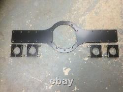£10 off! Alloy ENGLISH axle brace kit c/w clamps Mk1 Mk2 Escort Cortina TR-156B