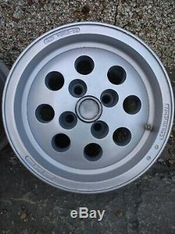 13 7J ET5 FORD pepperpot alloys 4x108 courier FIESTA ESCORT capri SIERRA taunus