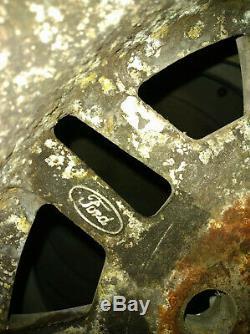 13 OEM FORD alloys 4x108 courier FIESTA ESCORT capri SIERRA turbo RS xr TAUNUS