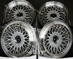 15 GR RS Alloy Wheels For Ford B max Cortina Courier Ecosport Escort 4x108