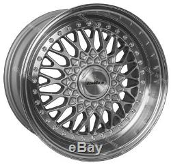 15 S Vintage Alloy Wheels Ford B max Cortina Courier Ecosport Escort 4x108