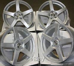 15 Silver Pace Fits Ford B Max Escort Focus Ka Mondeo Puma Sierra Ka 4x108