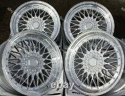 15 Spl RS Alloy Wheels Fits Ford B max Cortina Courier Ecosport Escort 4x108 SS