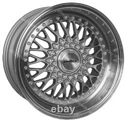15 Vintage Alloy Wheels Fit Ford B max Cortina Courier Ecosport Escort 4x108