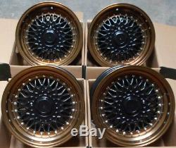 16 Bronze Rs Fits Ford B Max Escort Focus Ka Mondeo Puma Sierra Ka 4x108