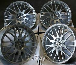 16 Ss Alcar Motion Alloy Wheels For 4x108 Ford B Max Escort Ka Puma Sierra Ka
