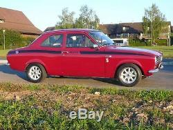 4 Ford Escort Capri Cortina Felgen 6x13 silber/poliert mit TÜV Teilegutachten