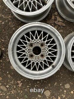 4x108 13x6 Compomotive Cx Wheels Ford Mk1 Mk2 Fiesta Escort Cortina Anglia