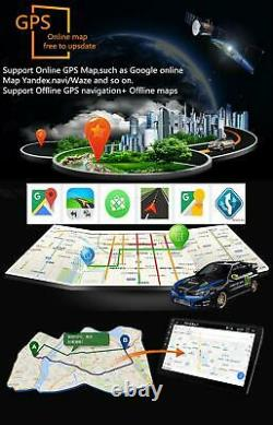 8inch Single Din Android 8.1 Car Stereo Radio GPS Wifi 3G 4G Mirror Link+ Camera