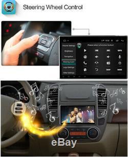 9 Single 1Din Android 9.1 Car Stereo Radio GPS NAV WiFi 3G 4G OBD2 MLK BT 2+32G