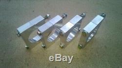Alloy ENGLISH axle brace kit c/w clamps, Mk1 Mk2 Escort Cortina Anglia TR-156