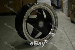 Alloy Wheels 17 F5 For Ford B max Cortina Courier Ecosport Escort 4x108 BP