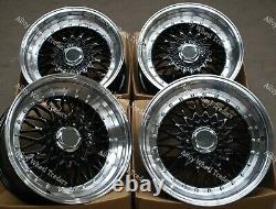 Alloy Wheels 17 RS For Ford B max Cortina Courier Ecosport Escort 4x108 Bpl