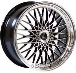 Alloy Wheels X 17 Bmf Eagle 3 Fits Ford B Max Escort Focus Puma Sierra 4x108