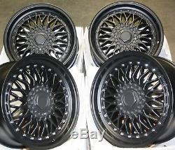 Alloy Wheels X 4 15 Fb Rs Fit Ford B Max Escort Focus Mondeo Puma Sierra 4x108
