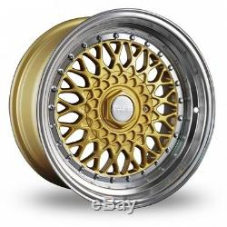 Alloy Wheels X 4 15 Gp Rs Fit Ford B Max Escort Focus Mondeo Puma Sierra 4x108