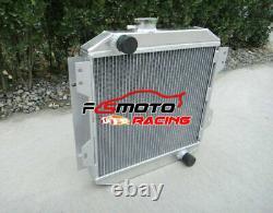 Alu Radiator Fan For FORD ESCORT 1600 Capri MK2/MK3 GECP Cortina OHV 1.3/1.6/2.0