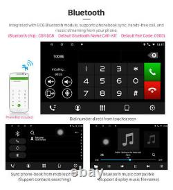 Bluetooth Car Radio Stereo 10.1in 1DIN FM USB/MP5 Player Removable Touch Screen