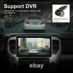 Car Double 2DIN 10inch Android 9.1 GPS Navi Stereo Radio MP5 Player Wifi MLK BT
