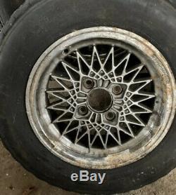 Compomotive 6x13 Alloys alloy wheels Ford Escort Mk1 Mk2 Mexico Cortina RS2000