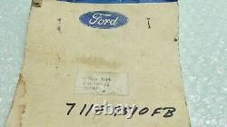 Cortina Escort Capri Genuine Ford Nos Weber 32/36 Carburettor Assy