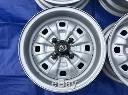 FORD ESCORT MK2 Mk1 Mexico RS2000 Rs1800 Cortina Gt CAPRI 13 Rs Steel WHEELS