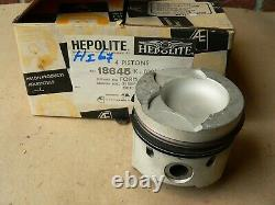 FORD Escort 1100/Cortina pistons. 020 uprated 711 M engine C. R. 9 to 1