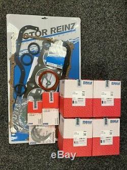 FORD Escort RS2000 Sierra Capri Cortina Pinto Engine Gasket Piston Rebuild Kit