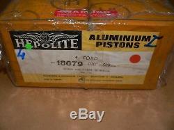 FORD Escort pistons 1100 /Cortina 1100 6-8 cwt Van Export, 2733 E Eng. 19 68/70