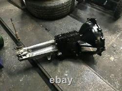 Ford 1625 Cross Flow Engine by Burton Power, Escort Mk1 Mk2, Cortina Mk3