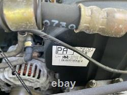 Ford 2.0 Blacktop Engine 2.0 Zetec Engine Mk2 Escort Anglia Fiesta Capri Cortina