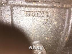 Ford 4-speed RWD Gearbox Capri Cortina Escort Granada