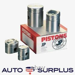 Ford Anglia Cortina Capri Escort Piston & Ring Set 1000 1200 1300 1500 61-70 060
