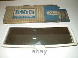 Ford Cortina Mk2 Mirror Dipping(Prismatic). Genuine NOS. Capri Escort Mk1 GT Lotus