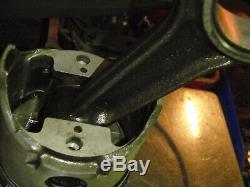 Ford Escort 1600, Cortina, Capri Crossflow 711M Kent Engine Std. Pistons & Conrods