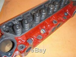 Ford Escort, Cortina, Capri, Crossflow, X-Flow 1600Kent engine Cylinder Head 38/31.5
