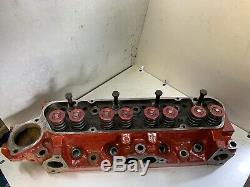 Ford Escort, Cortina Crossflow, X-Flow Kent engine Cylinder Head Ported