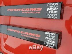 Ford Escort/Cortina Piper Camshafts Ultimate Fast Road 2lt Zetec