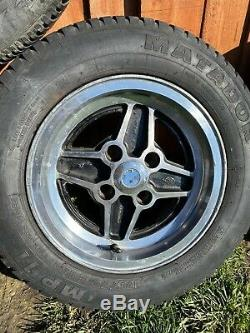 Ford Escort Cortina Rs Wheels/Alloys Mk1 Mk2