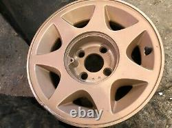 Ford Escort MK1 MK2 Capri Cortina RS Alloy Wheels x5, x4 With Tyres 7J 13