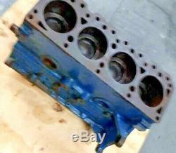 Ford Escort MK1 MK2 Cortina 1600E GT 2737E Engine Block Xflow Crossflow
