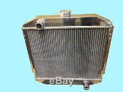 Ford Escort Mk 1 / 2, Cortina, Kitcar Etc 70mm Aluminium Race Radiator Uk Made