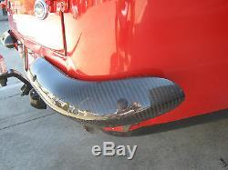 Ford Escort Mk1 Carbon Fibre bumperettes, Lotus cortina, twincam, RS