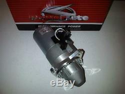 Ford Escort Mk1 Mk2 1.1 1.3 1.6 X/flow Powerlite Uk Uprated Starter Motor