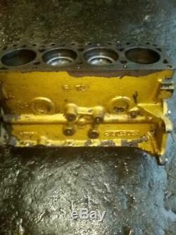 Ford Escort Mk1 Mk2 Cortina 1600e Gt 2737e Block Engine Xflow Crossflow