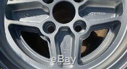 Ford Escort Ronal X Pack 7x13 Wheels Capri Fiesta Cortina Granada MK1 MK2 MK3