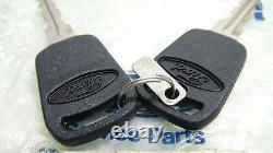 Mk2 Escort Tc Td Mk3 Cortina Genuine Ford Nos Boot Lock And Keys