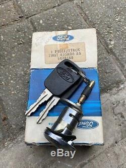 Mk2 Ford Escort Mk3 Cortina Boot Lock Genuine