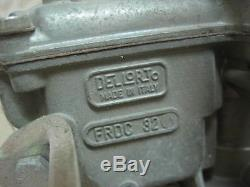 NOS OEM DELLORTO FRDC 32A CARBURETOR FORD ESCORT CORTINA CAPRI Mk1 Mk2 1300 1600